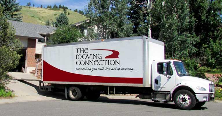 MC truck at job site in Boulder-mobile version